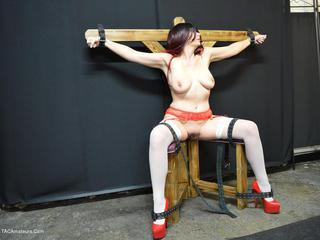 Barby In The Dungeon Pt1
