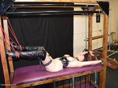 BarbySlut - Barby In The Dungeon Pt2 HD Video