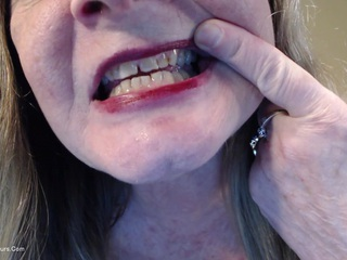 Mouth Teeth Fetish Tour