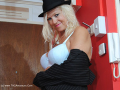 PlatinumBlonde - Suit Strip Gallery