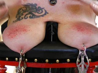 I Torture My Big Tits Pt2