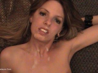 Kiss Alissa - Arse Fuck  Facial Pt2 HD Video