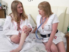 LilyMay - Lily Visits The Dirty Docs Clinic Pt1 HD Video