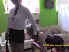 Jenny4Fun - Lesbo Domination Pt1 HD Video
