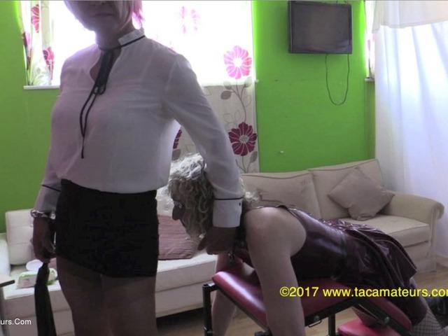 Jenny4Fun - Lesbo Domination Pt1