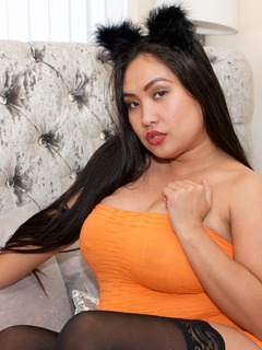 DirtyDoctor - Orange Dress