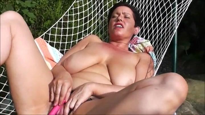 Hammocking Al Fresco Orgasm Pt2