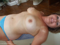 BustyBliss - Awesome Bathroom Creampie In HD - Free Video
