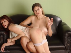 DeniseDavies - Denise Spanks Alex Pt2 Gallery