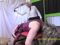 Jenny4Fun - Lesbo Domination Pt2 HD Video