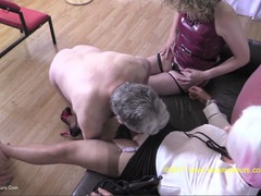 Jenny4Fun - Lesbo Domination Pt6 HD Video