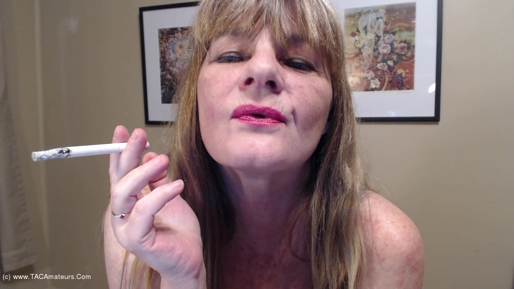 CougarBabeJolee - Blow Some Smoke In Your Face scene 0