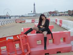 Barby Slut - Barby Does Blackpool Photo Album