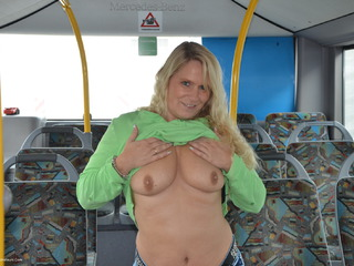 Naked On The Bus