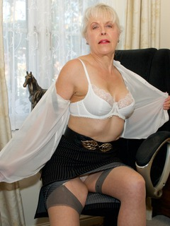 Sexy Secretary Strip