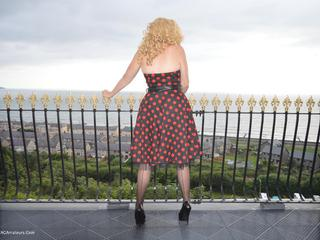 BarbySlut - Barby's Balcony Strip