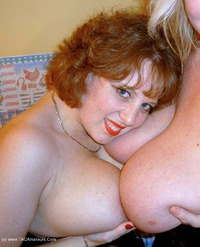 curvyclaire - Claire's Lesbo Fun With Sam Free Pic 3