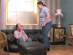 KimberlyScott - Hubby's Friend Pt1 HD Video