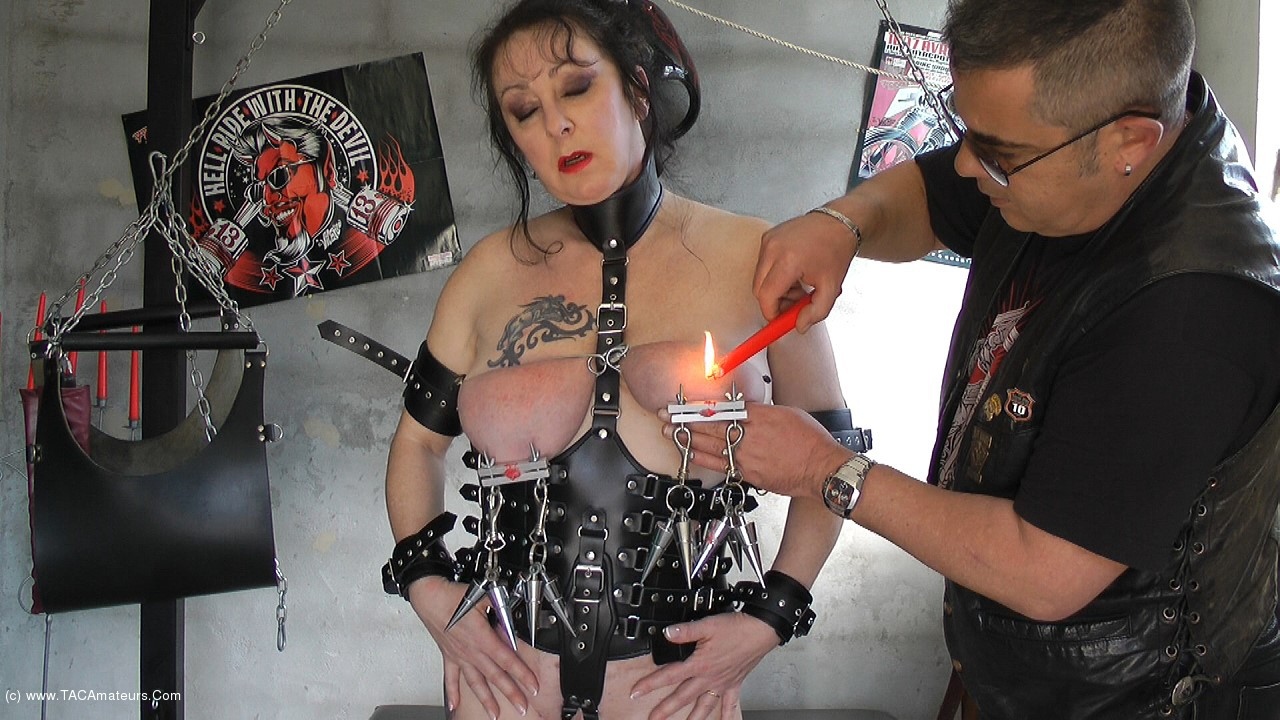 Mary Bitch Extreme Big Tits Pain Pt3 Video