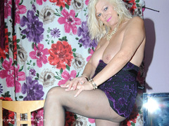 PlatinumBlonde - Fishnet Tights Gallery
