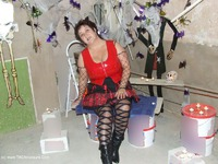 kinkycarol - Halloween Black & Red PVC Free Pic 1