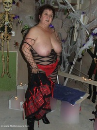 kinkycarol - Halloween Black & Red PVC Free Pic 4