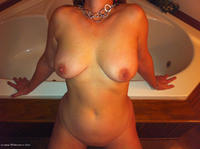 bustybliss - Busty By The Fire Free Pic 1