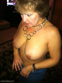 bustybliss - Busty By The Fire Free Pic 2