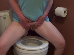 CougarBabeJolee - So Much Peeing HD Video