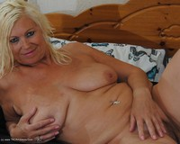 phillipasladies - MILF Julie striptease and DD tits Free Pic 1