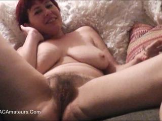 Juicey Janey - Fannyliscious Fingering HD Video