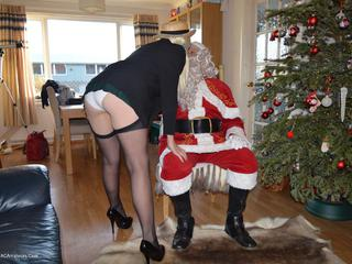 BarbySlut - Barby & Naughty Santa Pt1