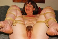 juiceyjaney - Trussed Up Like A Turkey Pt2 Free Pic 2