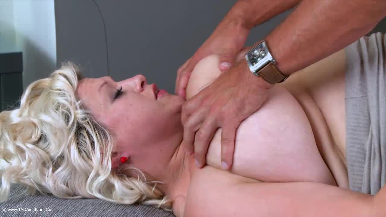 GinaGeorge - Super stud fucks my tits and ass pt3 scene 2