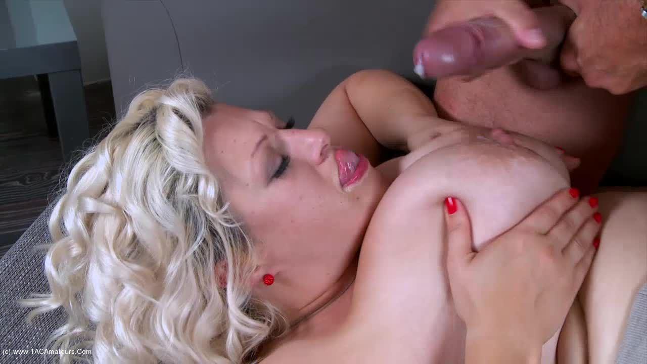 GinaGeorge - Super stud fucks my tits and ass pt4 scene 0