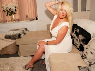 Naughty Nicky Lady In White P