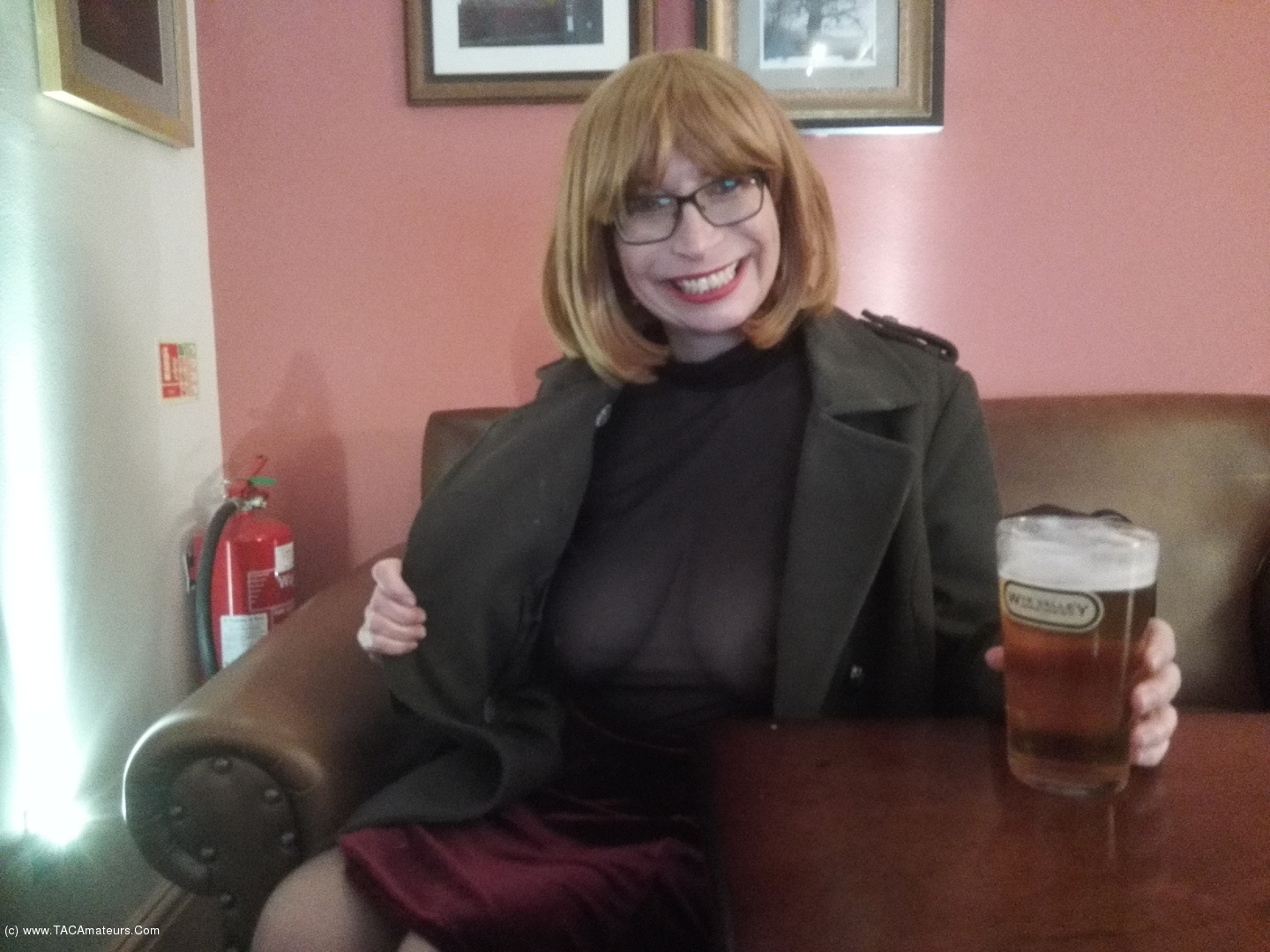 BarbySlut - Barby Out & About Again scene 0