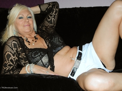 PlatinumBlonde - White Shorts Gallery