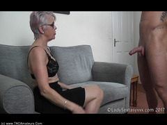 LadySextasy - Sex Counsellor Pt1 HD Video