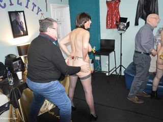Barby Slut - Barbys Xmas Party HD Video