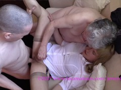 Jenny4Fun - Hostess Audition Pt11 HD Video