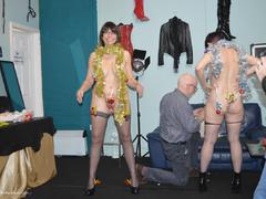BarbySlut - Barby's Xmas Party Pt2 HD Video