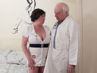 Fucking The Naughty Nurse Pt1