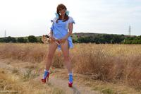 barbyslut - Barby Follows The Yellow Brick Road Free Pic 2