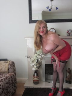 LilyMay - Lily In The Lounge For Valentines
