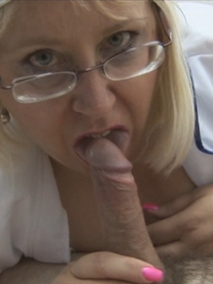 LexieCummings - Nurse Lexie SUcking Cock Pt1