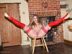 SophiaDelane - Mistress In Red Gallery
