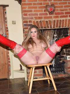 Mistress In Red