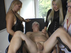 SweetSusi - Mistress & The Test Slave HD Video