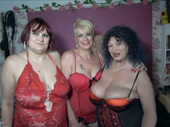 Kims Amateurs - Three Filthy GILF's Pt1 HD Video